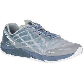 Merrell Bare Access Flex Running Shoes Women grey/blue